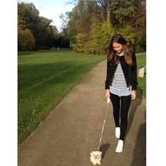 Mathilde Gøhler @mathildegoehler Walking with my b...Instagram photo | Websta (Webstagram)