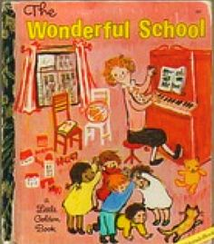 my fav golden book.  mom had to buy me two copies we read it together so much.