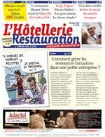 Hôtellerie Restauration Journal : L'Hebdo des CHR - n°3386 20 mars 2014