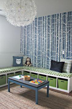 収納付きベンチを簡単DIY☆カラーボックスを楽々リメイク! | folk