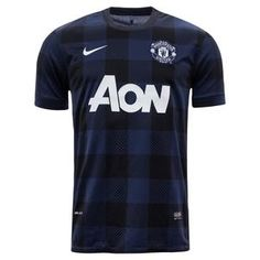 Manchester United - 2013/14 - Away Official Shirt