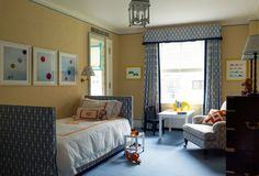 Fun little boy's room  I  Ashley Whittaker Design