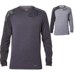 super popular 39661 49e61 Fox Distinguish Long Sleeve Mens T-Shirt