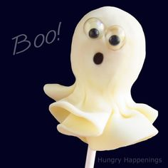 Googly-Eyed Ghost Pops and So Many More Halloween Treats – Edible Crafts