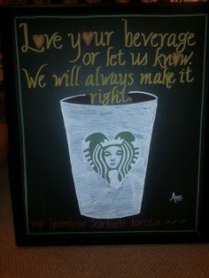 Starbucks promise
