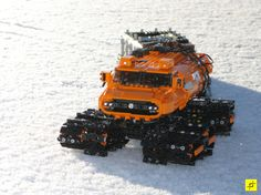 mahjqa | Stilzkin Indrik #LEGO