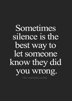It's also the best way to keep those thoughts away. I can't imagine talking to my ex NPD. I'm sure he'd make me feel sorry for him. I'm sure he'd try to see if I still cared. I have to keep telling myself that it wasn't me who ruined us. It was him and his issues. I can't say I miss him, because there isn't anything to miss. He was never honest, faithful or genuine.