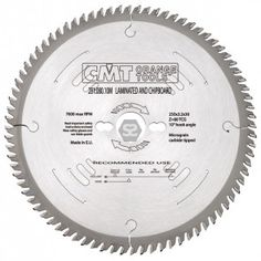 Buy CMT 295 Xtreme sawblade FFT for sale at Scott+Sargeant Woodworking Machinery: Showroom warehouse near London Sierra Vertical, Router Cutters, Radial Arm Saw, Circular Saw Blades, Miter Saw, D 20, Woodworking Machinery, Router Bits, Chipboard