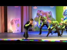 АПЕЛЬСИН (Екатеринбург) - танец Неисправимый сердцеед