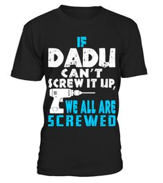 # If Dadu Cant Screw It Up We All Are Screwed Tshirt .  TIP: If you buy 2 or more (hint: make a gift for someone or team up) you'll save quite a lot on shipping.Click Here For More Design:Grandparents Day Gift Ideas   Grandparents Gift ShirtGuaranteed safe and secure checkout via:Watch, Tuba, Tshirt, TV, Player, Play, Performer, Musicians, Musical, Music, Melody, Marching, Many, Instrument, Guitarist, Guitar, Grandpas, Gift, Entertainer, Conductor, Best, Band, Artist, 2017, women, vintage…
