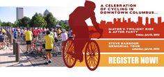 Register now for the Bike Columbus Festival! July 13-14