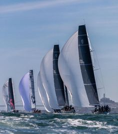 Pac52 Cup San Francisco - new article on SailCouture.com! photo: Cynthia Sinclair Photography.