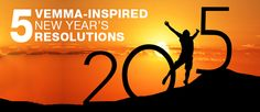 Vemma can help you achieve these common 5 New Year's resolutions. Here's how!