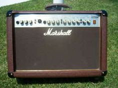 Marshall Acoustic Guitar Amp - $300 - $300 (Meridian)