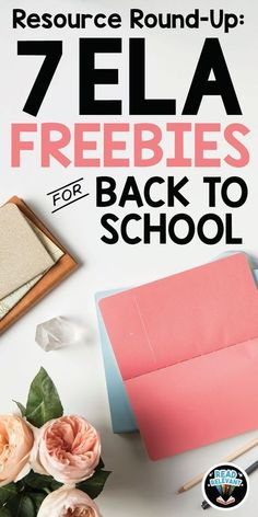 The first week of school in ELA class just got easier with these free activities and ideas. #backtoschool #firstdayofschool #firstweekofschool #middleschoolela #middleschoolenglish… More