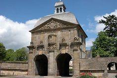 Porte des Moulins à Langres