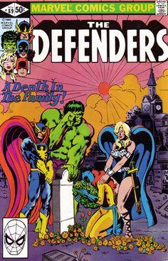 Sci-Fi Wonderland: THE DEFENDERS