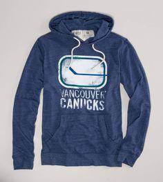 Vancouver Canucks Hoodie.