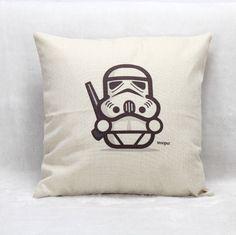 K-waii - Cojín Trooper Star Wars http://www.regalitolindo.cl/product/139364/cojin-trooper-star-wars