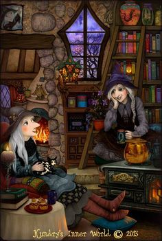 Magical friendship