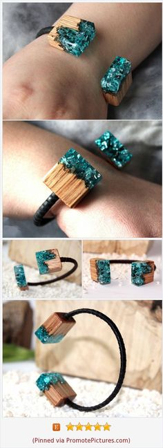 Resin Bracelet, Wood Bracelet, Bracelet Making, Antler Jewelry, Resin Jewelry, Resin Pendant, Pendant Earrings, Unique Bracelets, Beaded Bracelets