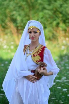 """ Traditional Muslim clothes from Bosnia and Herzegovina Mirza Ajanović """