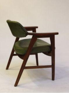 1963 Danish Modern Occasional Chair