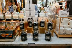 Have you ever noticed how whether you're in Rome, London or Paris the souvenir shops seem to be pretty much the same? While everyone needs an Eiffel Tower key chain, where do you go for something a little different? Hannah Wilson tells us about Fleux', one of her favorite alternatives to the typical souvenir shops in Paris.