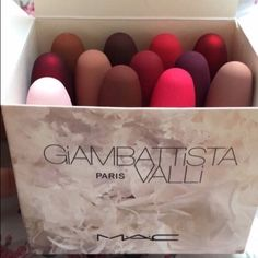 ISO Giambattista Valli MAC LE LIPSTICKS!!! Not for sale in search of!! Do the nude ones even exist?? I'm looking for entire collection MAC Cosmetics Makeup Lipstick