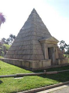 Cemetery Explorers: Pyramids In Oakland?