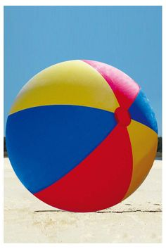 Giant Beach Ball - YES!!!
