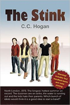 Tome Tender: The Stink by C.C. Hogan