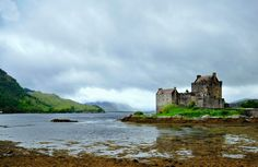 Eilean Donan Castle has always been one of my favorites... the other, Nueschwanstein!