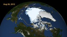 Arctic sea ice hit a record low in 2012. Here's why it matters.