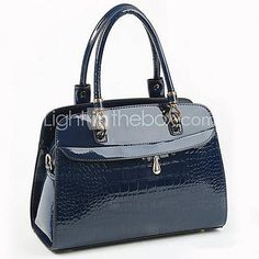 Women's Fashion Twill PU Totes(More Colors) - EUR € 31.79