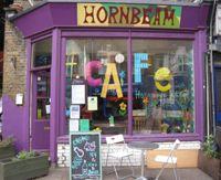 The Hornbeam: Our menu