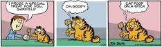 Garfield Classics by Jim Davis for Dec 27, 2017 | Read Comic Strips at GoComics.com