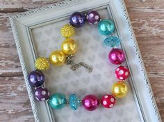 Popular Chunky Bubblegum Necklaces 5 Styles | Jane