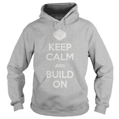 Keep Calm Build On T-Shirt #gift #ideas #Popular #Everything #Videos #Shop #Animals #pets #Architecture #Art #Cars #motorcycles #Celebrities #DIY #crafts #Design #Education #Entertainment #Food #drink #Gardening #Geek #Hair #beauty #Health #fitness #History #Holidays #events #Home decor #Humor #Illustrations #posters #Kids #parenting #Men #Outdoors #Photography #Products #Quotes #Science #nature #Sports #Tattoos #Technology #Travel #Weddings #Women