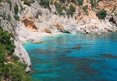 Happy #Travel Wednesday.  An Olympus-like landscape: here's Venus' Pools, #Sardinia. Tag your photos with #zeybra and show us your wonderful travels. #swimsuit #fashion #beachwear #beachstyle zeybra.com