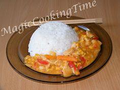 Magic Cooking Time | Blog o gotowaniu: Kuczak w sosie słodko - kwaśnym