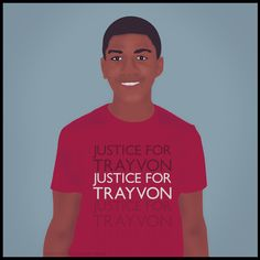 #JusticeForTrayvon http://chn.ge/GO6CL9