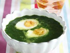 Spenatsoppa 5:2 | MåBra - Nyttiga recept 5 2 Diet, Lchf, Foodies, Paleo, Pudding, Vegetarian, Dinner, Healthy, Ethnic Recipes