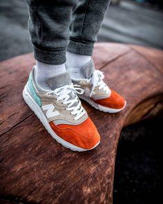 New Balance 997.5 x Ronnie Fieg #sneakernews #Sneakers #StreetStyle #Kicks