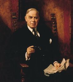 The Right Honourable William Lyon Mackenzie King, 10th Prime Minister of Canada (1921-1926; 1926-1930; 1935-1948) | #cdnpoli