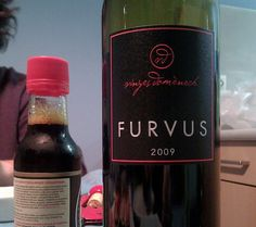 #avuitastem un Furvus, 2009 Montsant