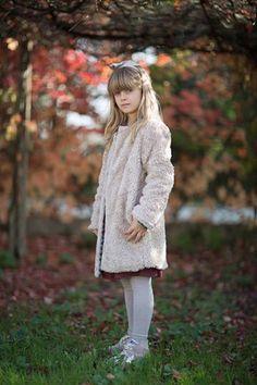 #Eco #pelliccia #BABE&TESS online su: http://www.cocochic.it/it/bambina/306-cappottino-in-eco-pelliccia.html