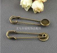 Envío gratis ( A2661 ) 12 mm bronce DIY del camafeo de la aleación configuración Base Cork Charm accesorios colgantes joyas hallazgos                                                                                                                                                                                 Más