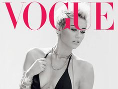 Miley Cyrus se queda sin portada de Vogue
