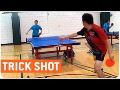 Amazing Ping Pong Trick Shot | Behind the Back - http://www.worldbuzzmedia.com/posts/amazing-ping-pong-trick-shot-behind-the-back/